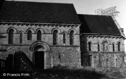 Church 1954, Barfrestone