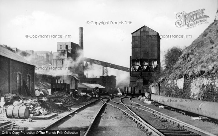 Photo of Bargoed, Colliery c.1955