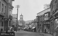 Bargoed, Hanbury Road c.1955