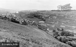 Bargoed, The Town c.1950