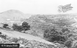 Bargoed, The Valley c.1955