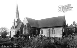Barham, St John The Baptist Church 1903