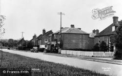Barham, The Main Road c.1955