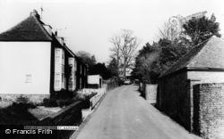 Barham, The Street c.1965