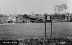 Barham, The Village c.1955