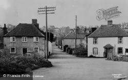 Barham, The Village c.1960