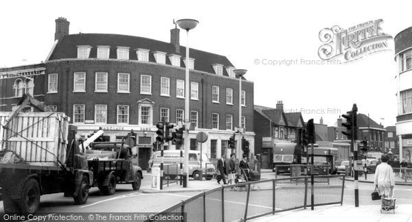 Photo of Barking, Blakes Corner 1968