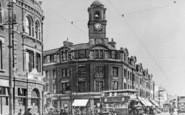 Barking, Blakes Corner And East Street c.1930