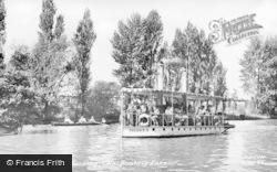 Barking, Boating Lake c.1955