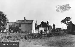 Barking, Church Path And Windmill c.1900