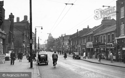 Barking, East Street 1950