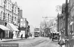 Barking, East Street c.1925