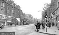 Barking, East Street c1955