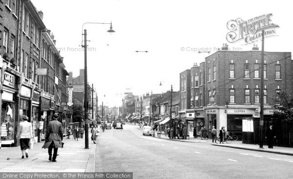 Barking, East Street c.1955