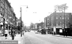 Barking, East Street c.1955