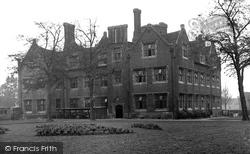 Barking, Eastbury House c.1955
