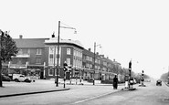 Barking, Faircross c1950