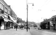 Barking, Longbridge Road c1955