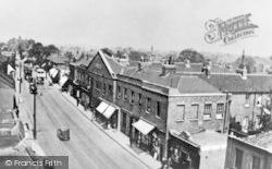 Barking, North Street c.1930