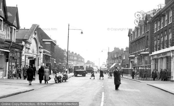 Photo of Barking, Ripple Road c1955, ref. B440018