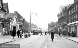 Barking, Ripple Road c.1955