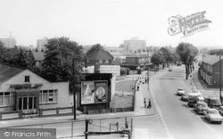 Barking, Ripple Road c.1965