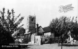 Barking, St Margaret's Church c.1960