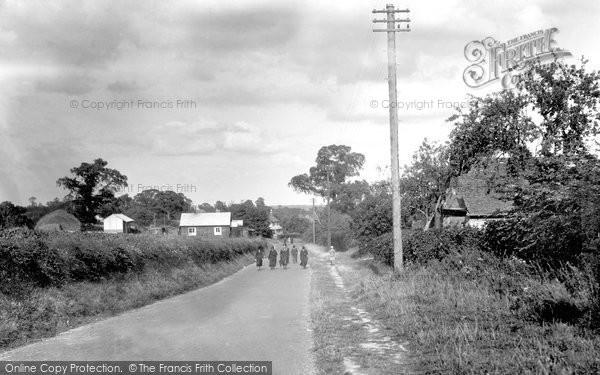 Photo of Barking Tye, 1934
