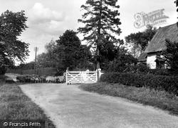 Brown's Farm 1934, Barking Tye