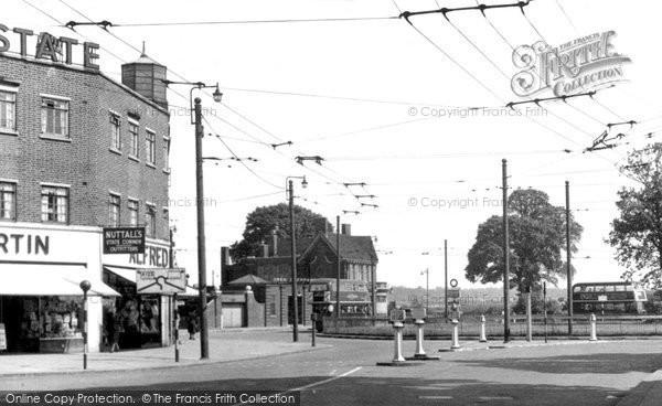 Photo of Barkingside, c.1955