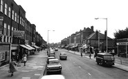 Barkingside, High Street 1968
