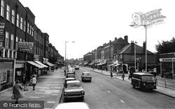 Barkingside, High Street 1968