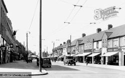 Barkingside, High Street c.1955