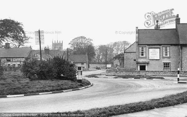 Barlborough, Church Street c.1955