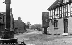 Barlborough, High Street c.1955