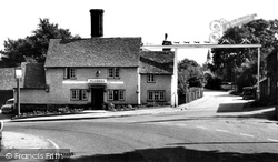 Barley, The Fox And Hounds c.1955