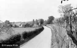 Barming, Bell Farm c.1955