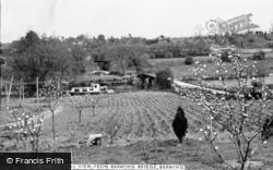 Barming, General View c.1955