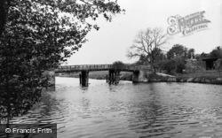 Barming, The Bridge c.1955