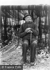 Barmouth, a Fisherman 1885