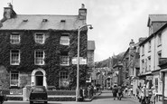 Barmouth, Church Street c.1960