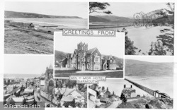 Barmouth, Composite c.1955