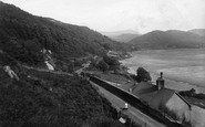 Barmouth, Estuary And Dolgelley Road 1913