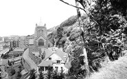 Barmouth, From Mountain Path 1921