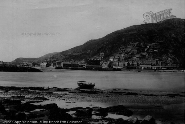 Barmouth, From Penthryn 1889