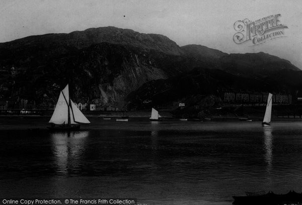 Barmouth, From The Island 1894