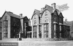 Barmouth, Marine Hotel 1889