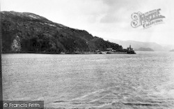 Barmouth, Mawdach Estuary c.1935