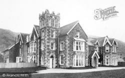 Barmouth, Min-Y-Mor Hotel c.1935