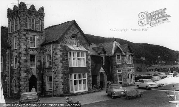 Barmouth, Min Y Mor Hotel c.1965